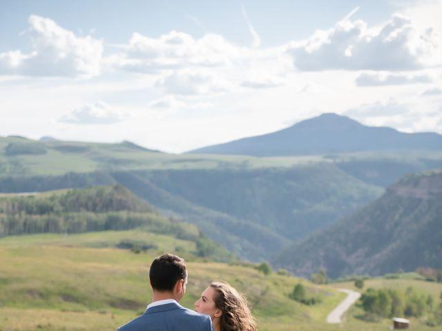 Vince and Lauren's Wedding in Telluride, Colorado 36