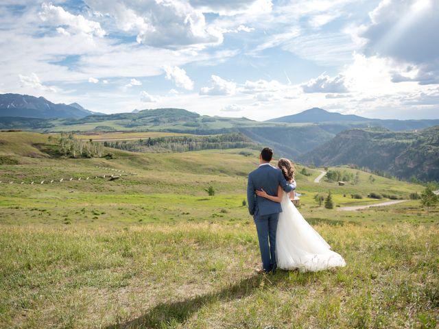 Vince and Lauren's Wedding in Telluride, Colorado 37