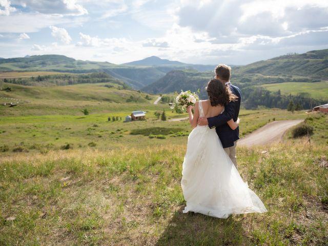 Vince and Lauren's Wedding in Telluride, Colorado 39