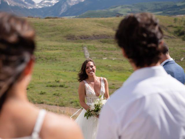 Vince and Lauren's Wedding in Telluride, Colorado 40