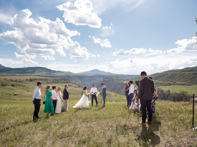Vince and Lauren's Wedding in Telluride, Colorado 41