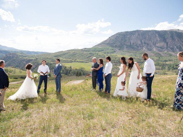Vince and Lauren's Wedding in Telluride, Colorado 44