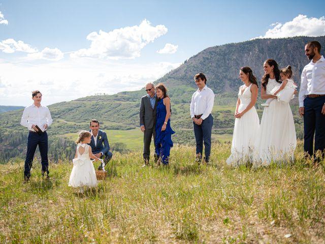 Vince and Lauren's Wedding in Telluride, Colorado 47