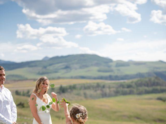 Vince and Lauren's Wedding in Telluride, Colorado 49