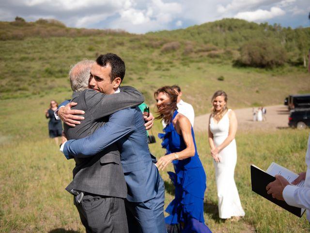 Vince and Lauren's Wedding in Telluride, Colorado 50