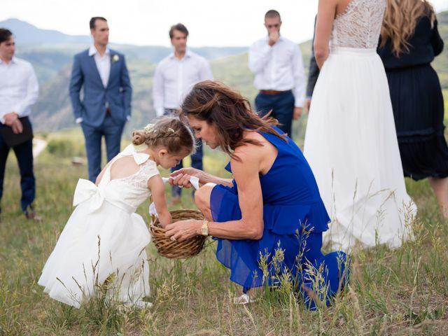 Vince and Lauren's Wedding in Telluride, Colorado 53