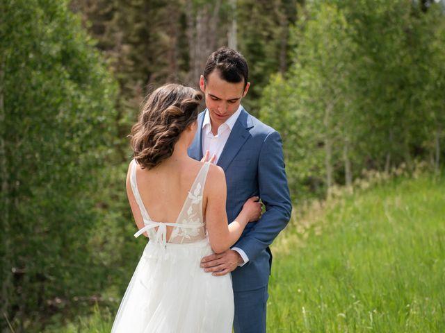 Vince and Lauren's Wedding in Telluride, Colorado 62
