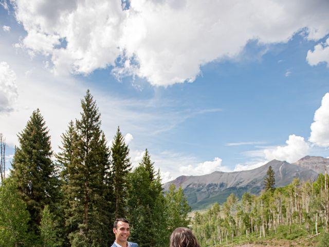 Vince and Lauren's Wedding in Telluride, Colorado 67
