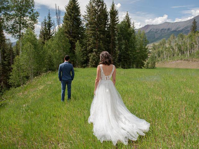 Vince and Lauren's Wedding in Telluride, Colorado 70