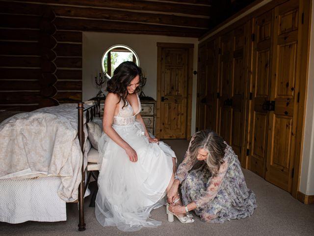 Vince and Lauren's Wedding in Telluride, Colorado 80