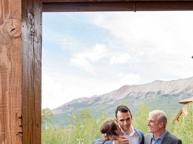 Vince and Lauren's Wedding in Telluride, Colorado 88