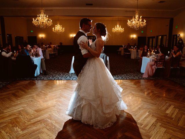 Nic and Bri's Wedding in Portland, Oregon 6