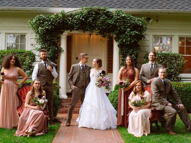 Nic and Bri's Wedding in Portland, Oregon 13