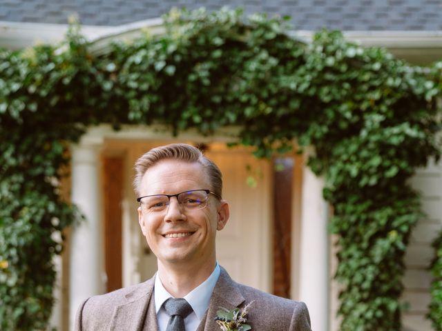 Nic and Bri's Wedding in Portland, Oregon 16