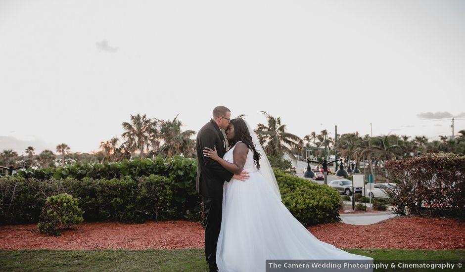 Jeremy and Jamora's Wedding in Lake Worth, Florida