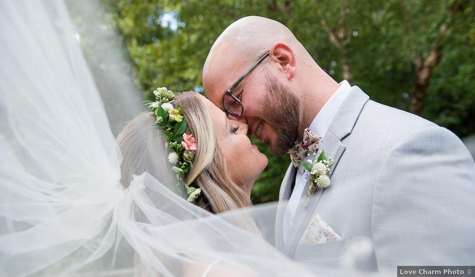 Ryan and Courtney's Wedding in Huntingtown, Maryland