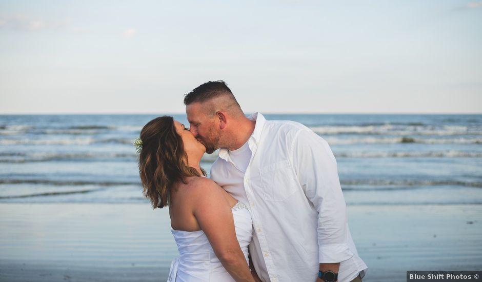 Greg and Malibu's Wedding in Galveston, Texas