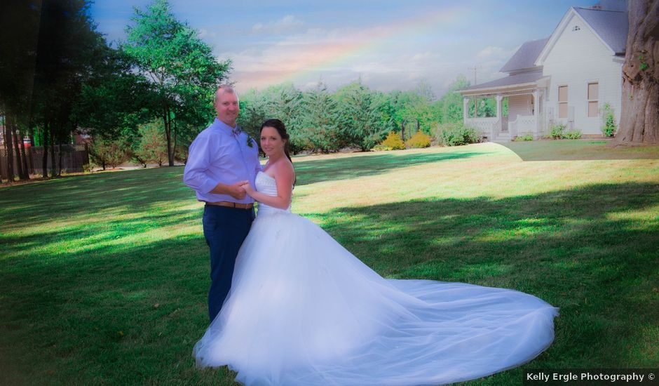 Stacey and Tony's Wedding in Inman, South Carolina