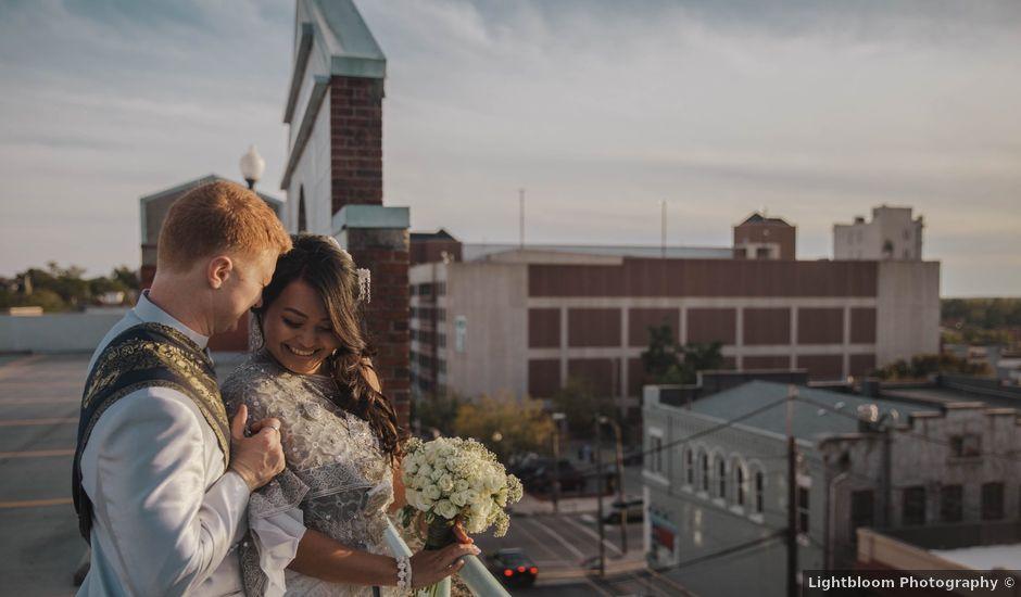 Alex and Montana's Wedding in Wilmington, North Carolina