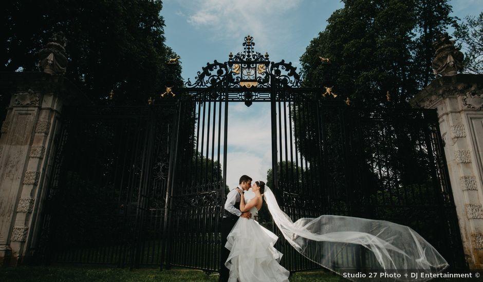 Freddy and Alexa's Wedding in Woodbury, New York