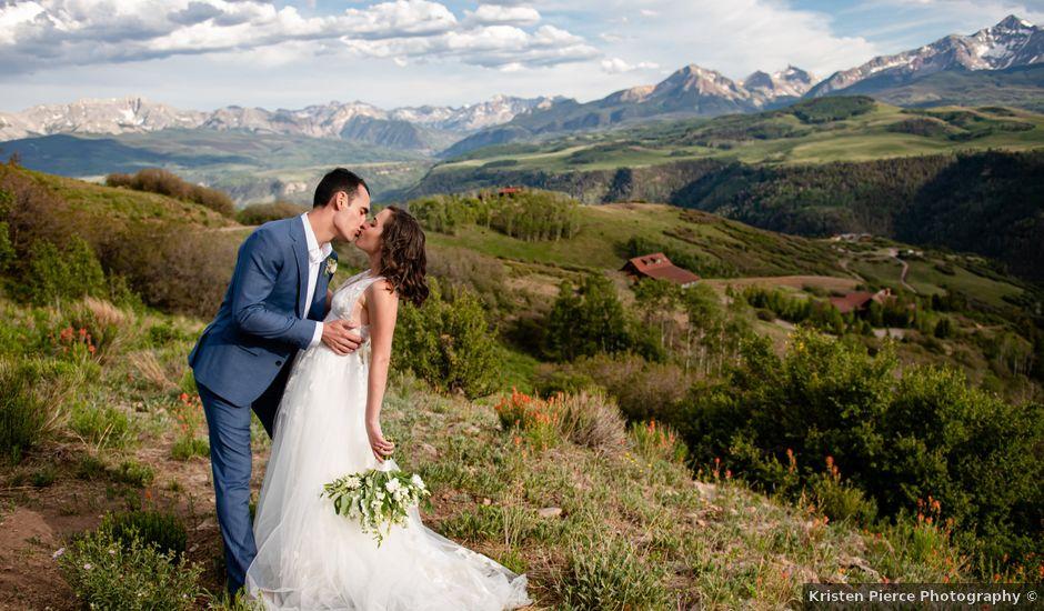 Vince and Lauren's Wedding in Telluride, Colorado