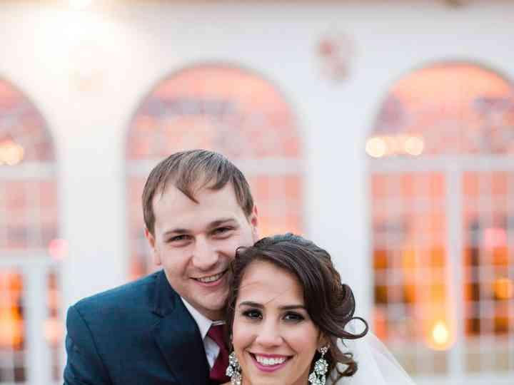 The wedding of Joel and Jennifer