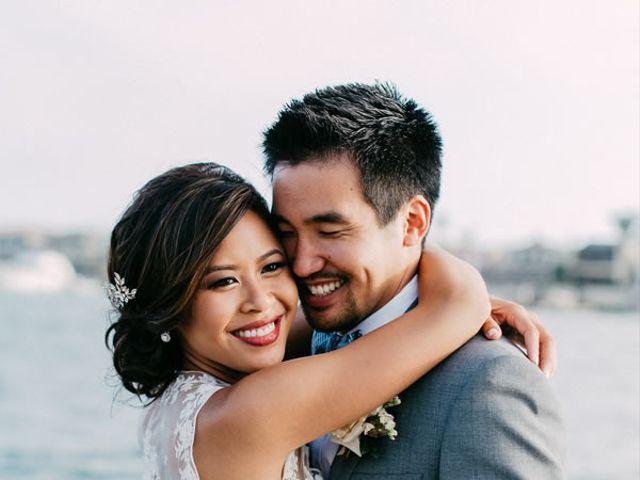 The wedding of Steve and Arlene