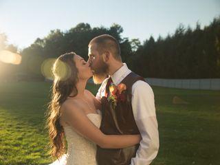 The wedding of Bjarne and Emma
