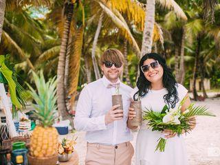 The wedding of Victoriya and Michail 2