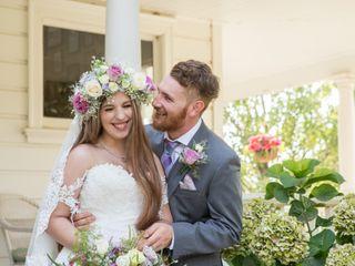The wedding of Dakota and Madison