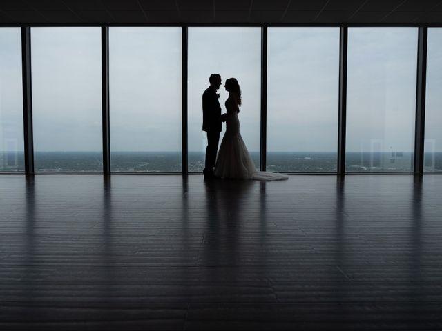 Mark and Jillian's Wedding in Indianapolis, Indiana 7