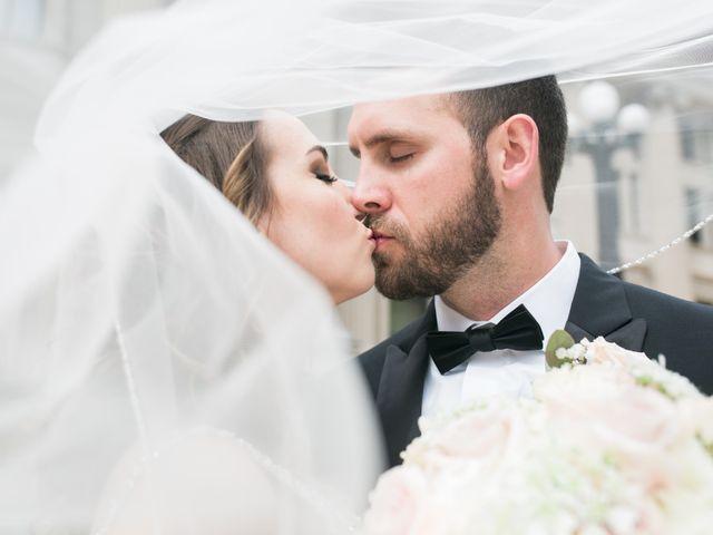 Mark and Jillian's Wedding in Indianapolis, Indiana 1