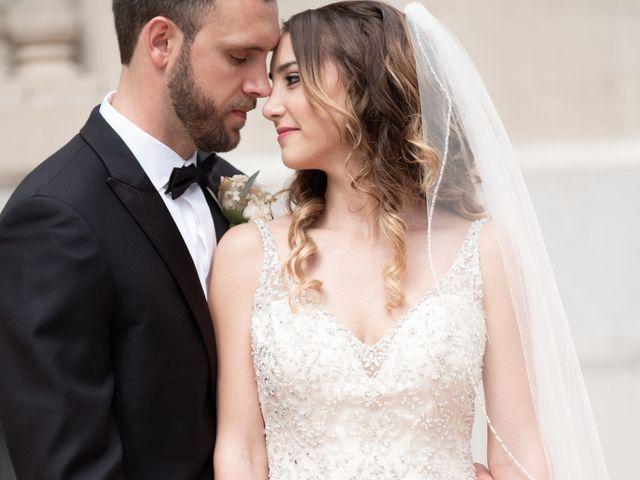 Mark and Jillian's Wedding in Indianapolis, Indiana 9
