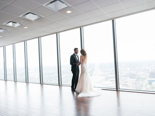 Mark and Jillian's Wedding in Indianapolis, Indiana 10