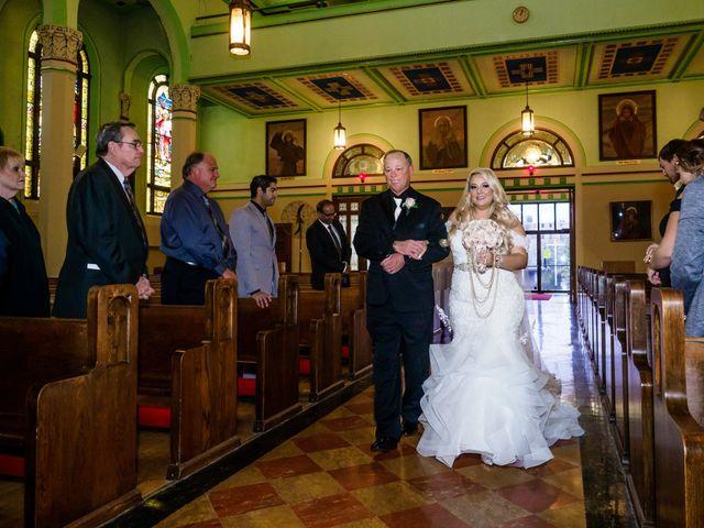 Mitch and Erika's Wedding in South Bend, Indiana 8