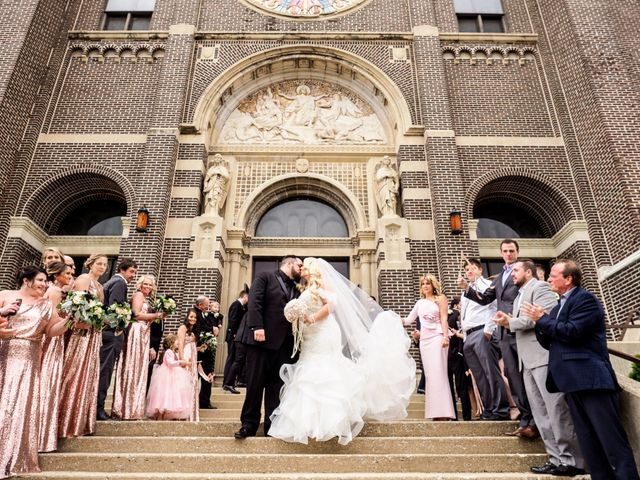 Mitch and Erika's Wedding in South Bend, Indiana 10
