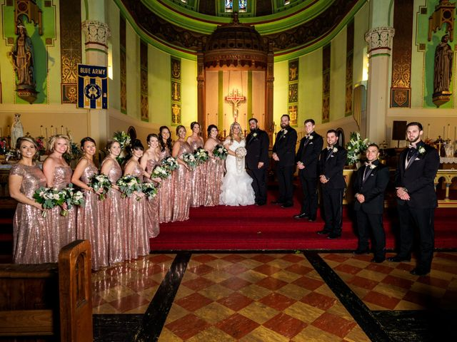 Mitch and Erika's Wedding in South Bend, Indiana 13