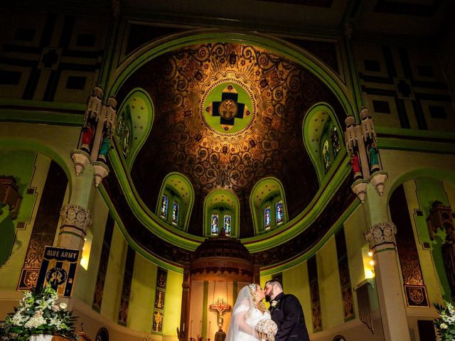 Mitch and Erika's Wedding in South Bend, Indiana 14