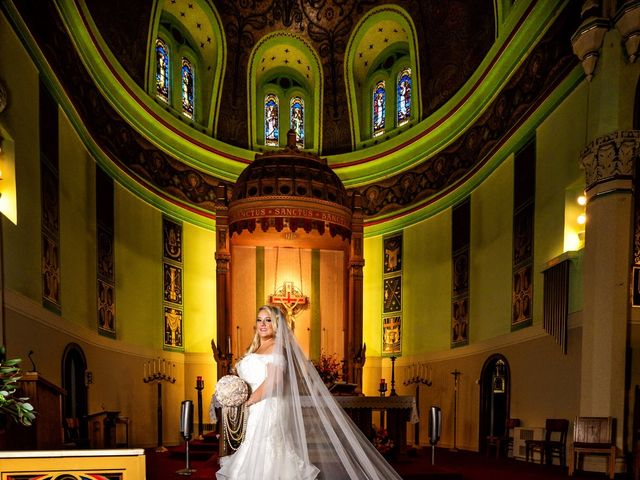 Mitch and Erika's Wedding in South Bend, Indiana 16