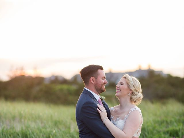 Kevin and Meaghan's Wedding in Edgartown, Massachusetts 1