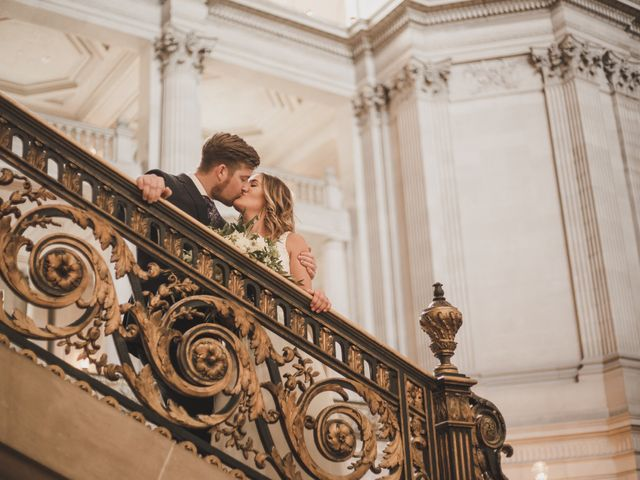 Nadine and Reid's Wedding in San Francisco, California 2