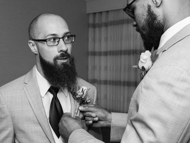 Alan and Amber's Wedding in Newark, Delaware 9