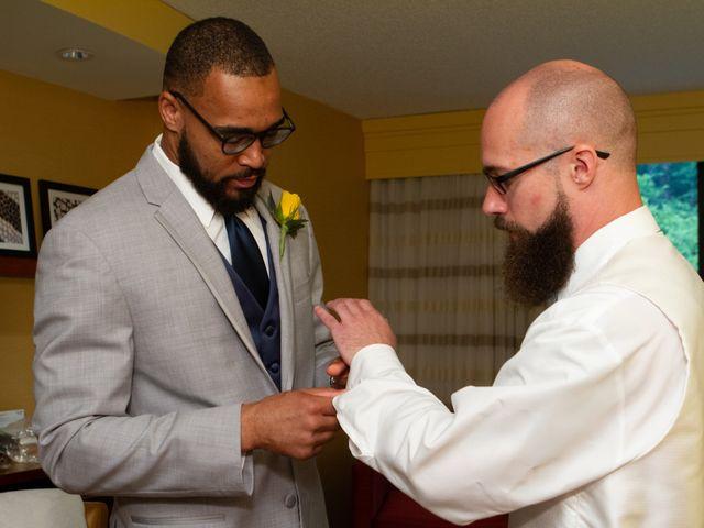 Alan and Amber's Wedding in Newark, Delaware 14
