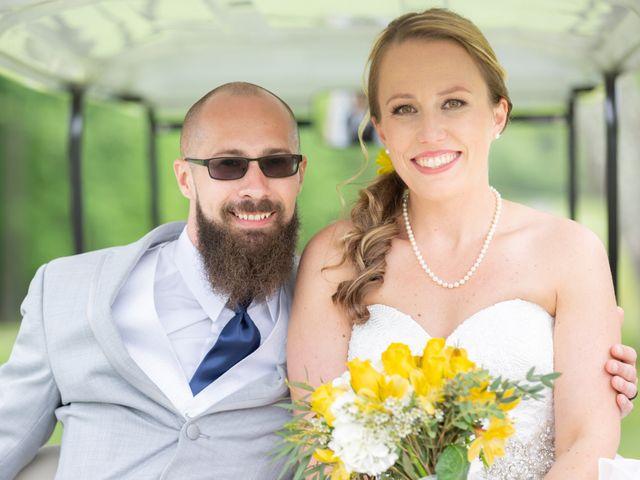 Alan and Amber's Wedding in Newark, Delaware 1