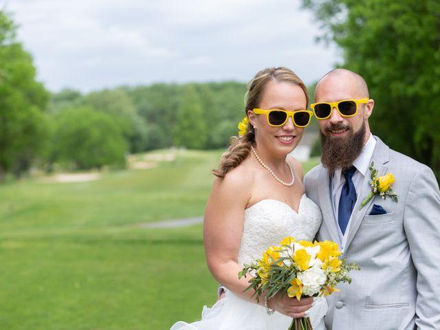 Alan and Amber's Wedding in Newark, Delaware 24