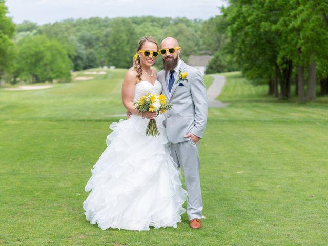 Alan and Amber's Wedding in Newark, Delaware 26