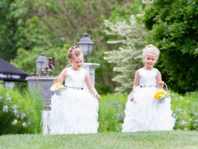 Alan and Amber's Wedding in Newark, Delaware 34
