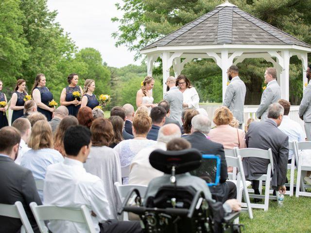 Alan and Amber's Wedding in Newark, Delaware 35