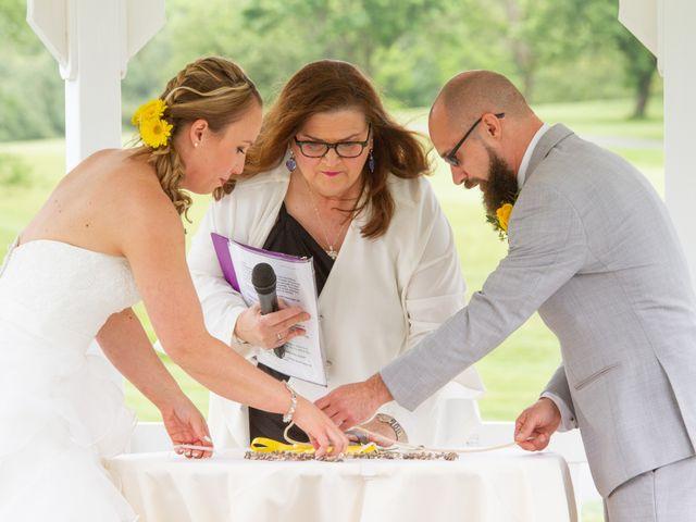Alan and Amber's Wedding in Newark, Delaware 36