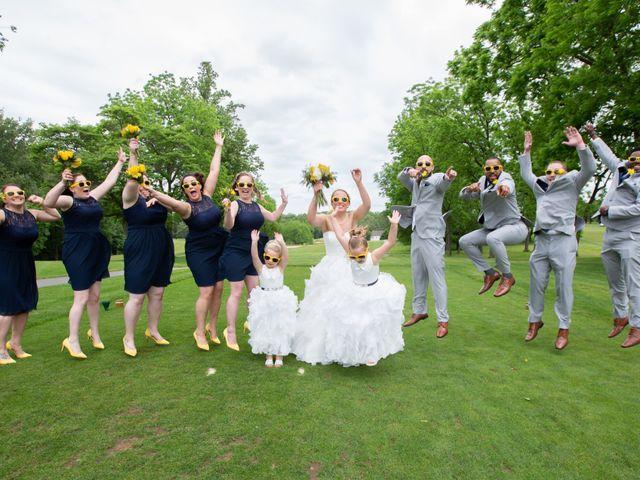 Alan and Amber's Wedding in Newark, Delaware 41